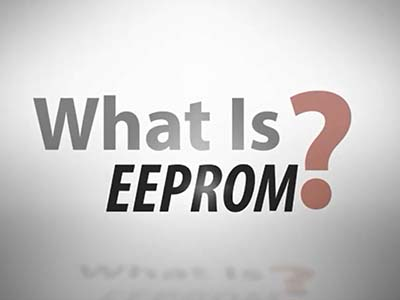 What Is EEPROM ?
